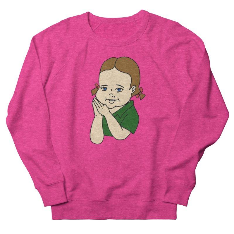 Kids Show Women's French Terry Sweatshirt by Jim Tozzi