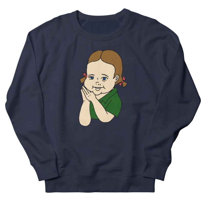 Kids Show Women's French Terry Sweatshirt by Jim Tozzi