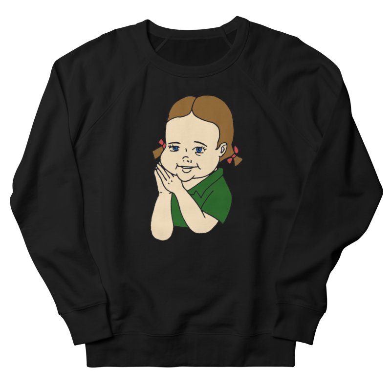 Kids Show Men's French Terry Sweatshirt by Jim Tozzi
