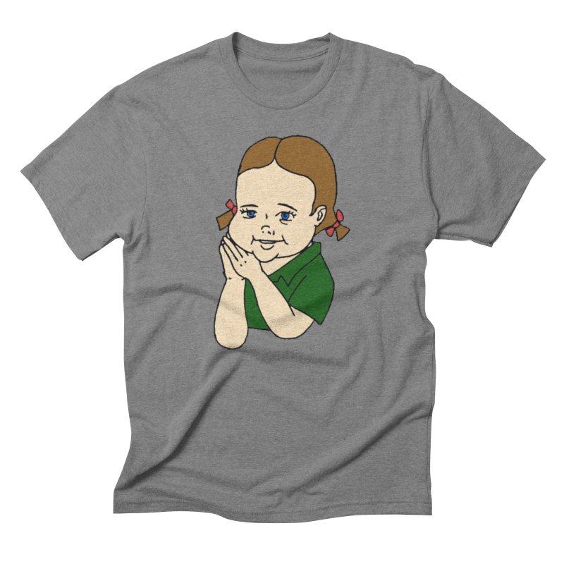 Kids Show Men's Triblend T-Shirt by Jim Tozzi