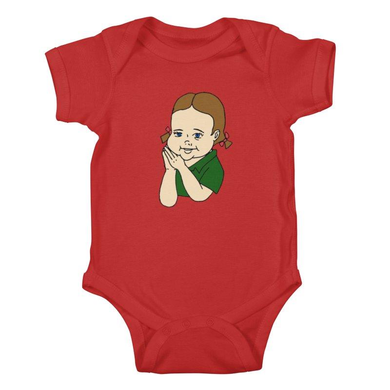 Kids Show Kids Baby Bodysuit by Jim Tozzi