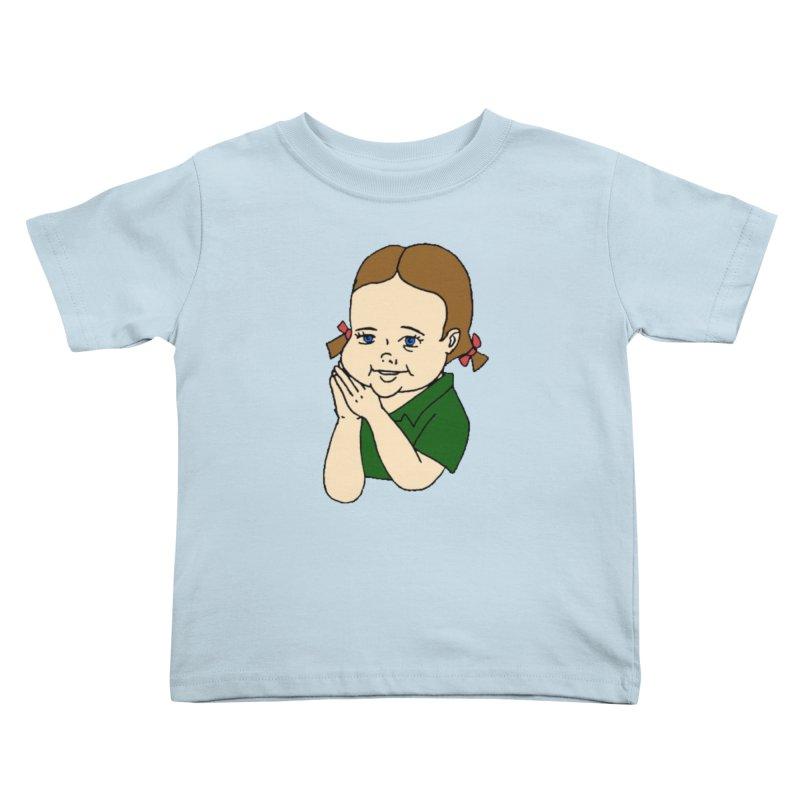 Kids Show Kids Toddler T-Shirt by Jim Tozzi