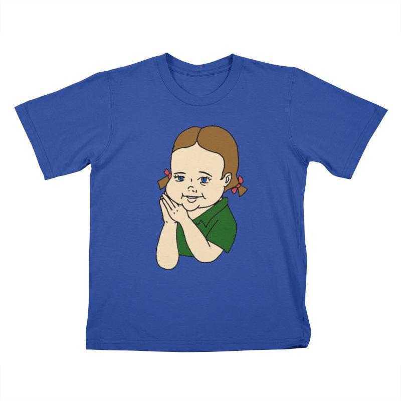Kids Show Kids T-Shirt by Jim Tozzi