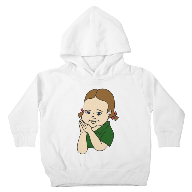 Kids Show Kids Toddler Pullover Hoody by Jim Tozzi