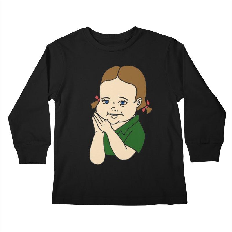 Kids Show Kids Longsleeve T-Shirt by Jim Tozzi