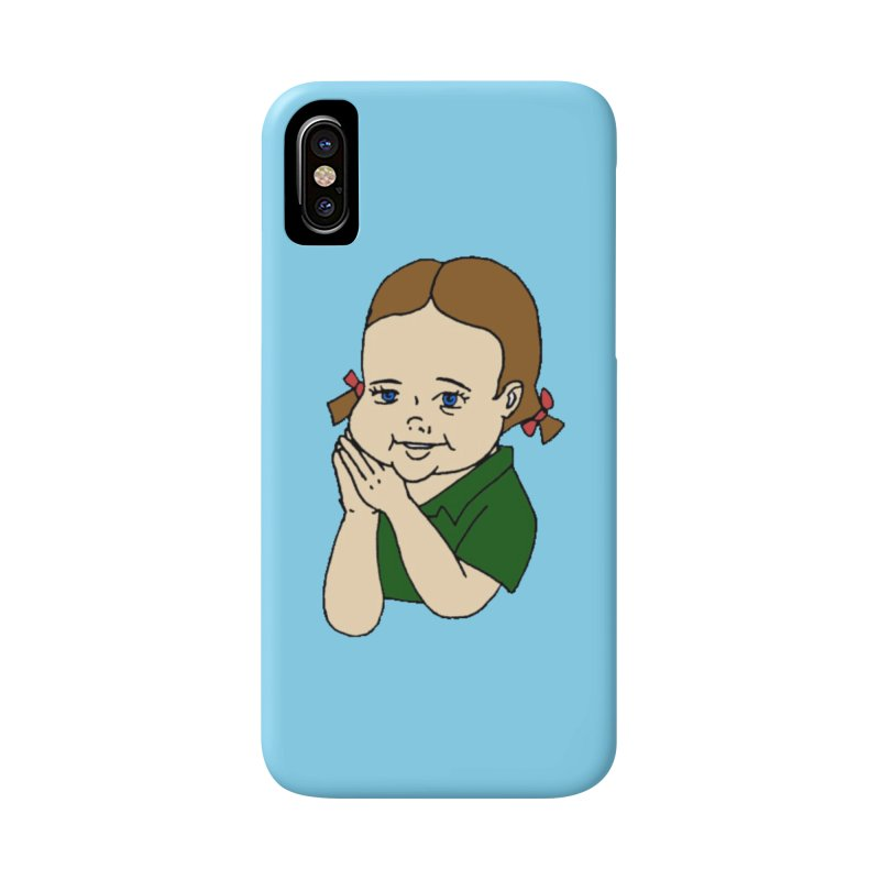 Kids Show Accessories Phone Case by Jim Tozzi