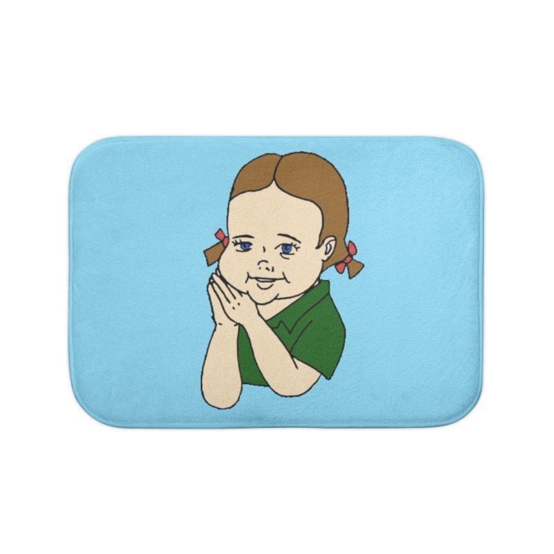 Kids Show Home Bath Mat by Jim Tozzi