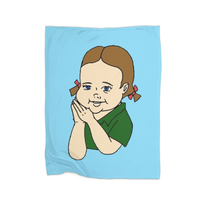 Kids Show Home Blanket by Jim Tozzi