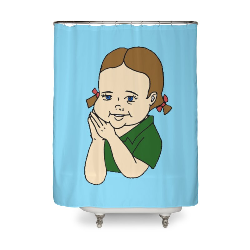 Kids Show Home Shower Curtain by Jim Tozzi