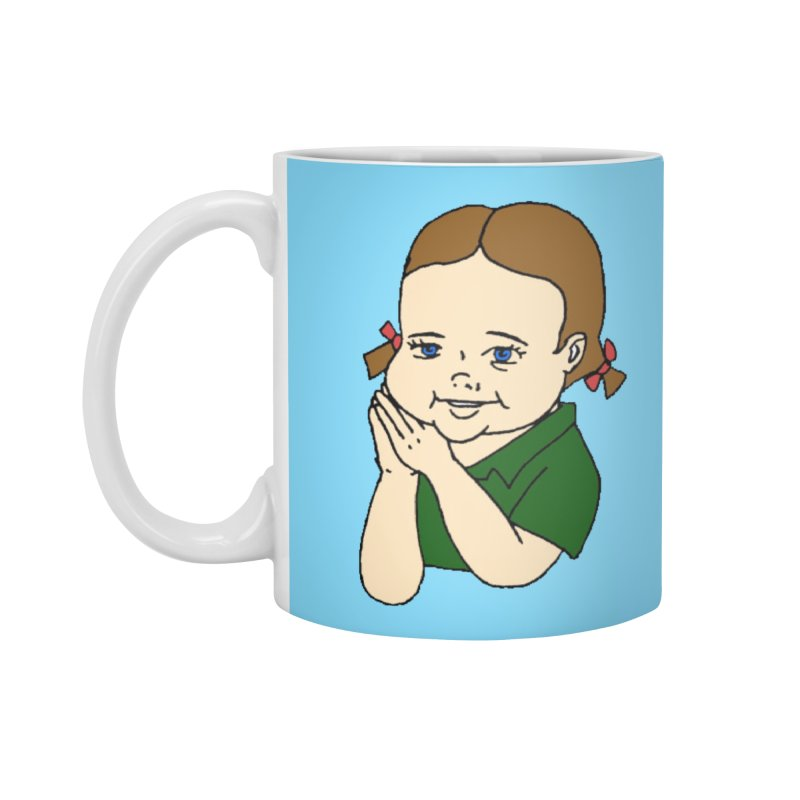 Kids Show Accessories Mug by Jim Tozzi