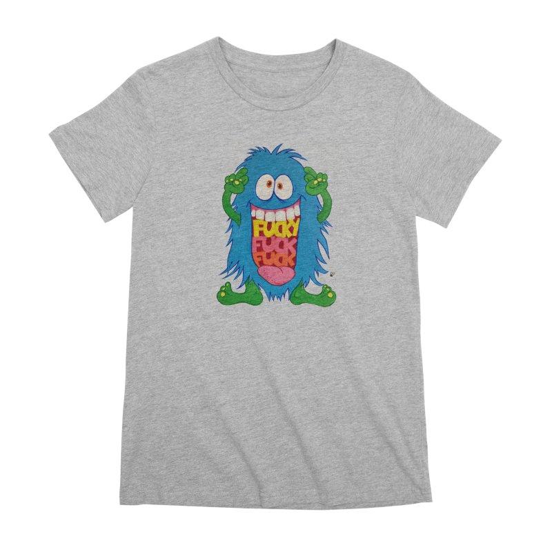 EffyFF Women's Premium T-Shirt by Jim Tozzi