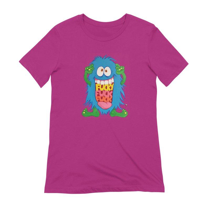 EffyFF Women's Extra Soft T-Shirt by Jim Tozzi