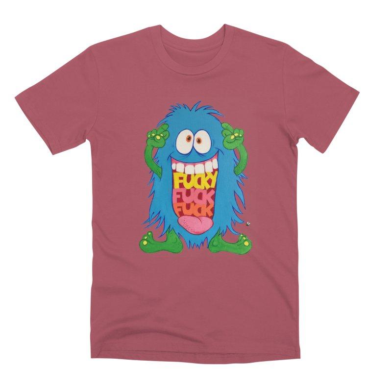 EffyFF Men's Premium T-Shirt by Jim Tozzi