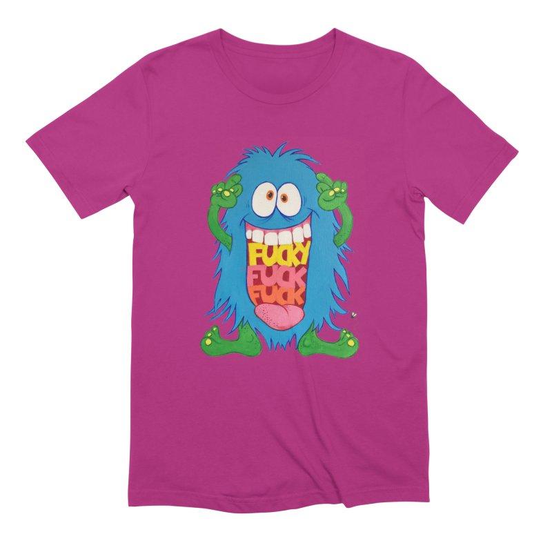 EffyFF Men's Extra Soft T-Shirt by Jim Tozzi
