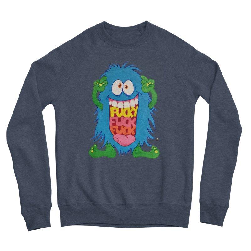 EffyFF Men's Sponge Fleece Sweatshirt by Jim Tozzi