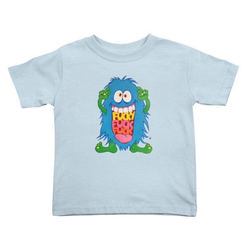 EffyFF Kids Toddler T-Shirt by Jim Tozzi