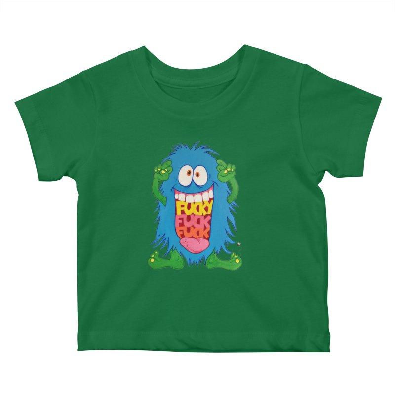 EffyFF Kids Baby T-Shirt by Jim Tozzi