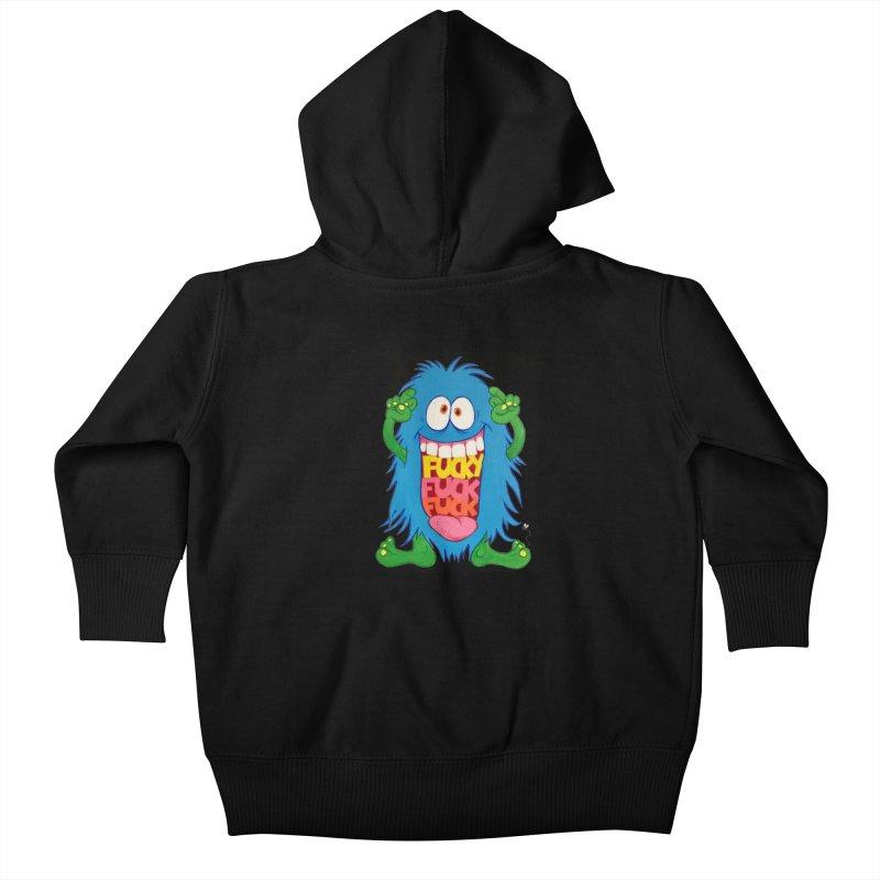 EffyFF Kids Baby Zip-Up Hoody by Jim Tozzi