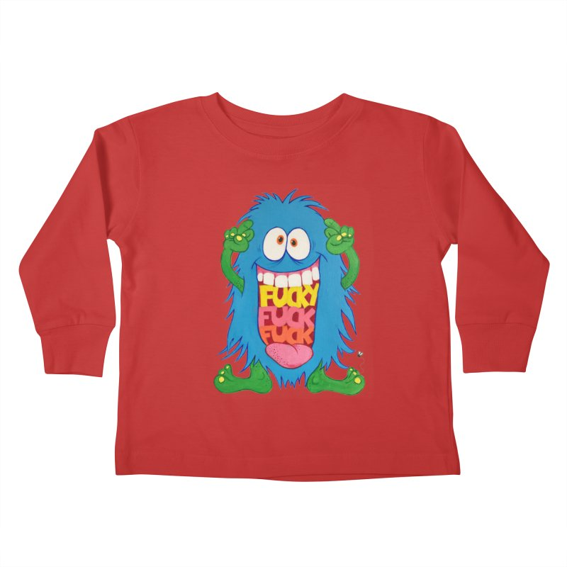 EffyFF Kids Toddler Longsleeve T-Shirt by Jim Tozzi