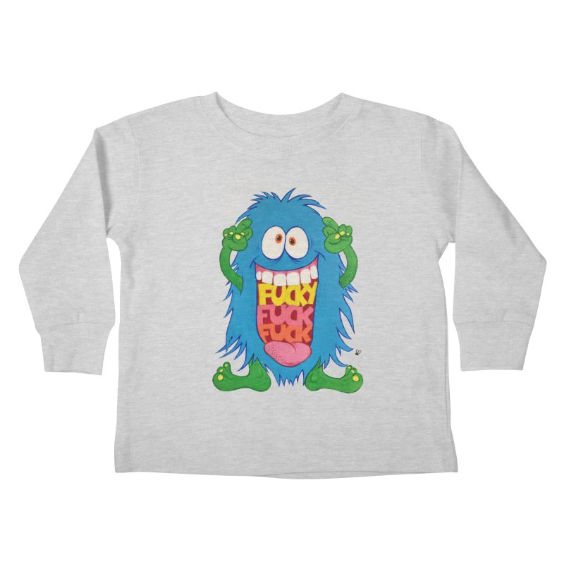 EffyFF Kids Toddler Longsleeve T-Shirt by Jim Tozzi