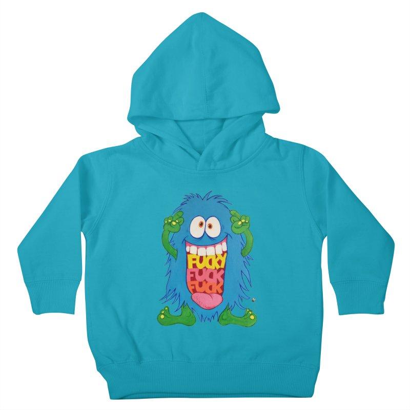 EffyFF Kids Toddler Pullover Hoody by Jim Tozzi