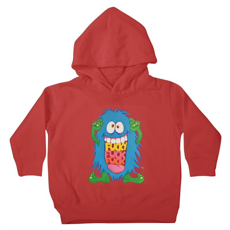 EffyFF Kids Toddler Pullover Hoody by Jim Tozzi