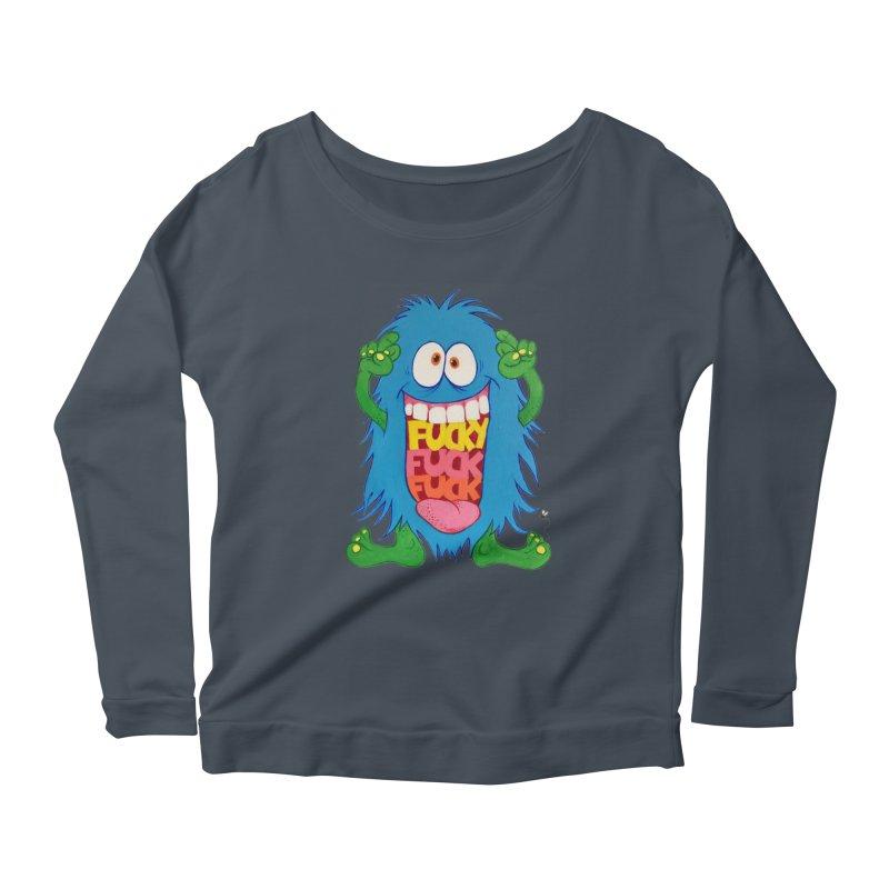 EffyFF Women's Scoop Neck Longsleeve T-Shirt by Jim Tozzi