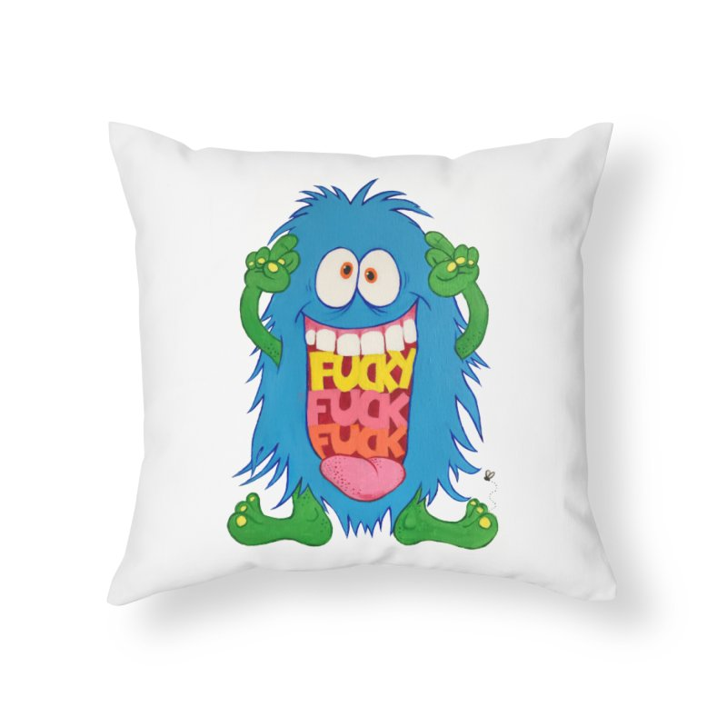 EffyFF Home Throw Pillow by Jim Tozzi