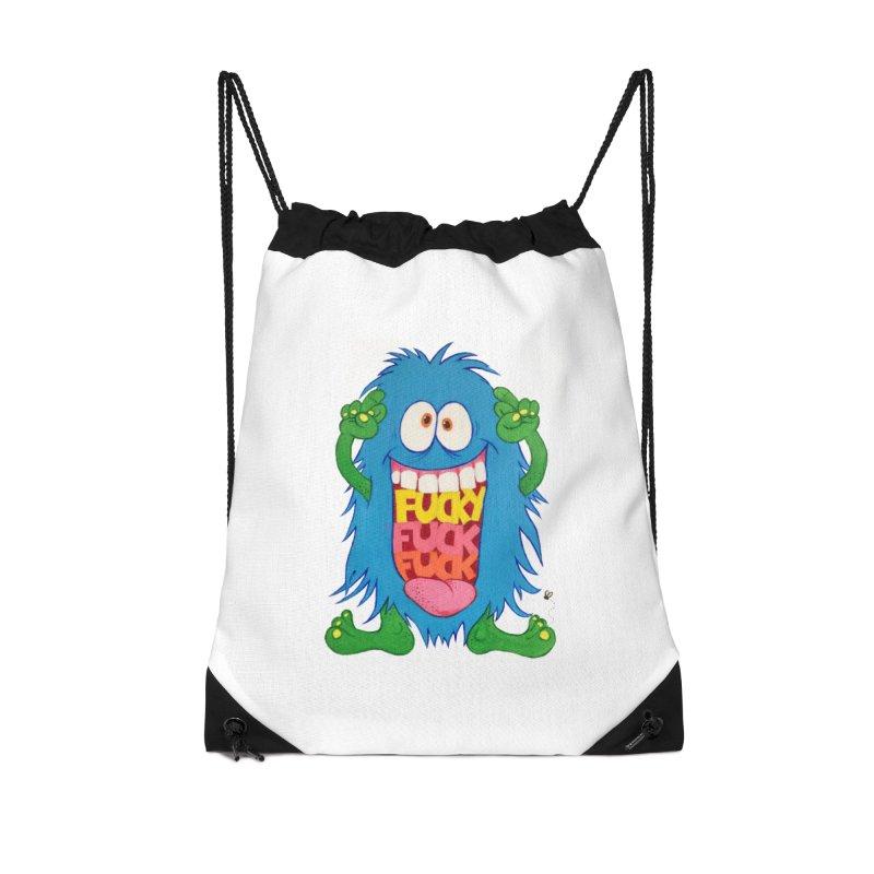 EffyFF Accessories Drawstring Bag Bag by Jim Tozzi