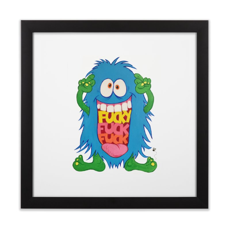 EffyFF Home Framed Fine Art Print by Jim Tozzi