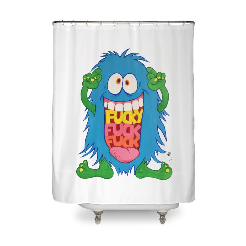 EffyFF Home Shower Curtain by Jim Tozzi
