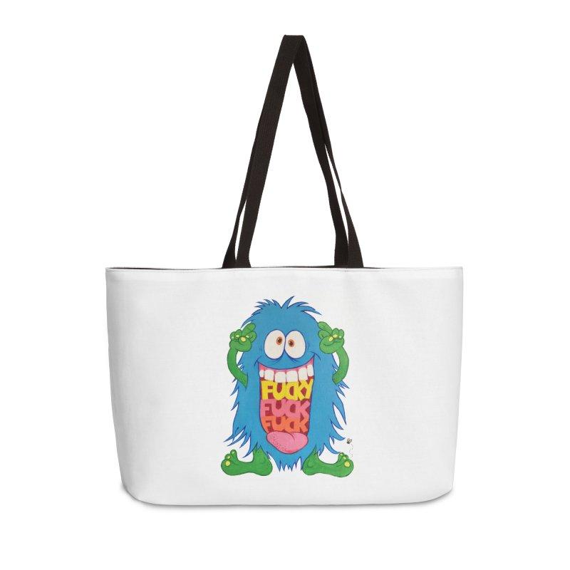EffyFF Accessories Weekender Bag Bag by Jim Tozzi
