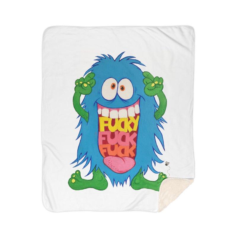 EffyFF Home Sherpa Blanket Blanket by Jim Tozzi