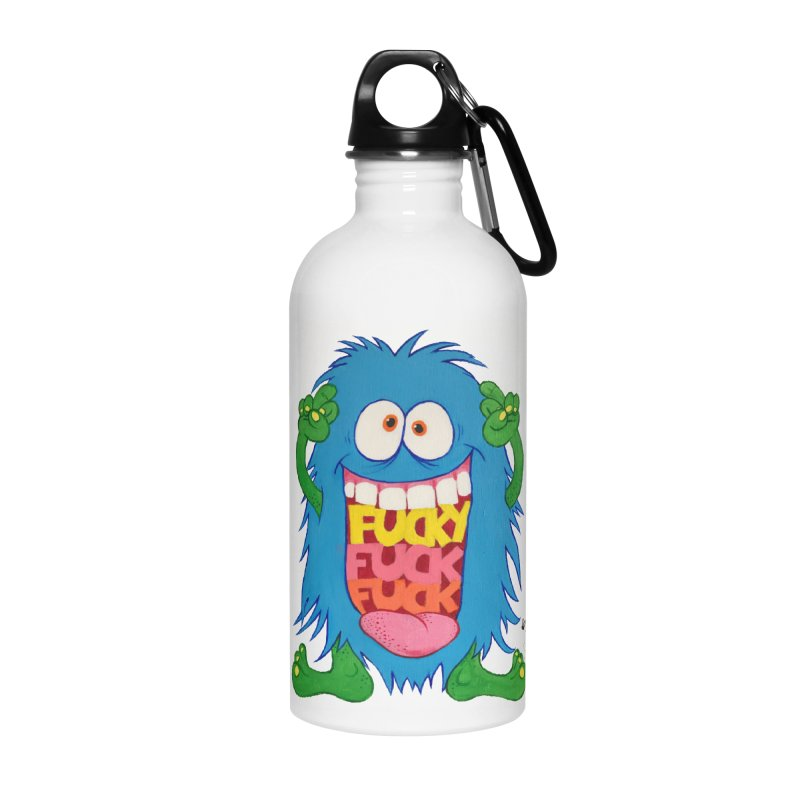 EffyFF Accessories Water Bottle by Jim Tozzi