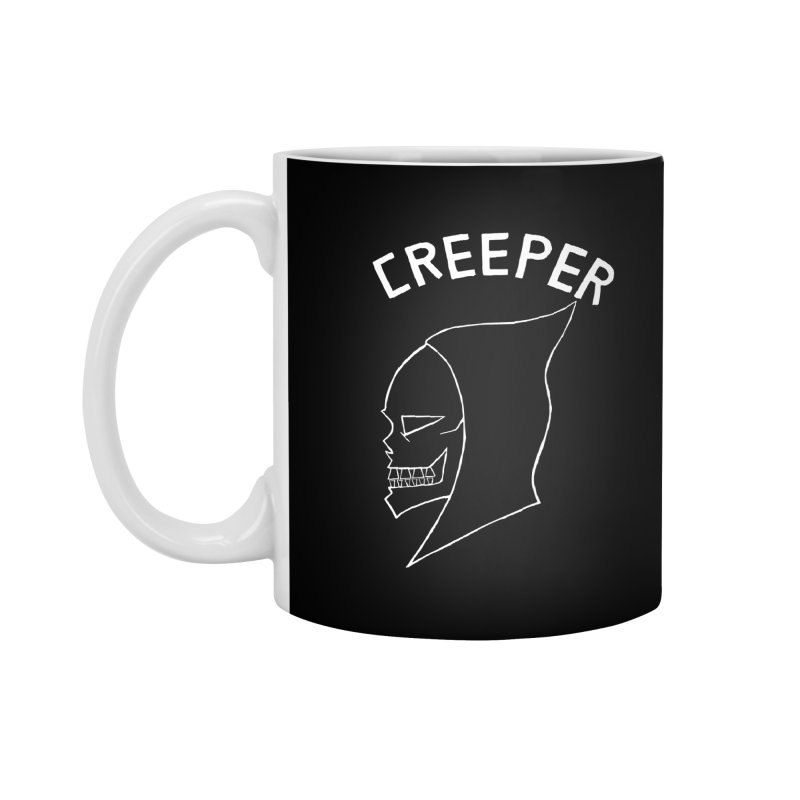 creeper invert Accessories Mug by Jim Tozzi