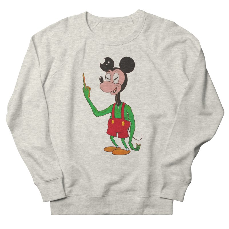 flippin mouse Men's Sweatshirt by Jim Tozzi