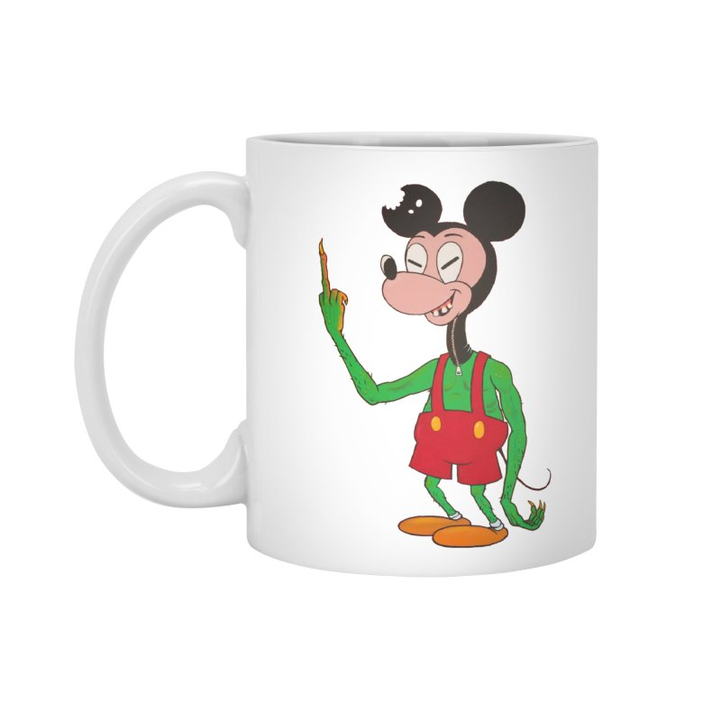 flippin mouse Accessories Mug by Jim Tozzi