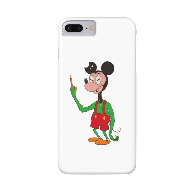 flippin mouse Accessories Phone Case by Jim Tozzi