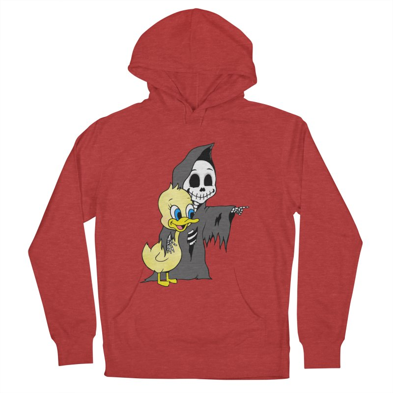 cute death Men's Pullover Hoody by Jim Tozzi
