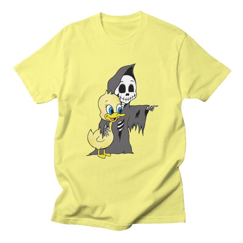 cute death Men's T-shirt by Jim Tozzi