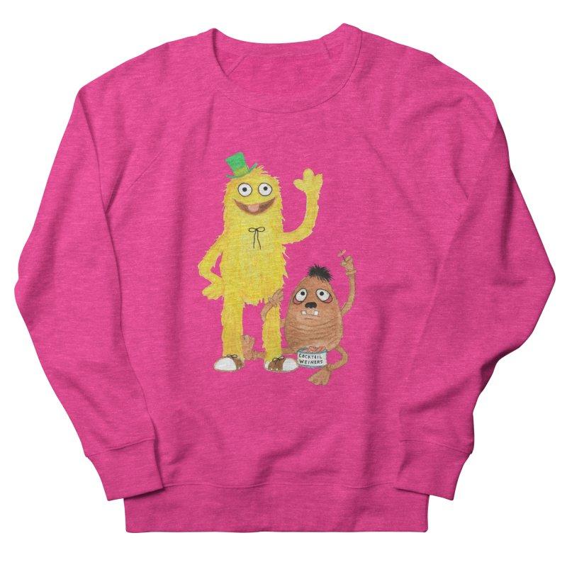 Chauncey and HIM Women's Sweatshirt by Jim Tozzi
