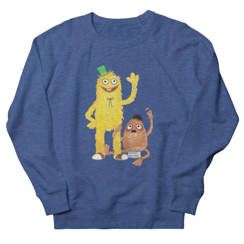 Chauncey and HIM Men's Sweatshirt by Jim Tozzi