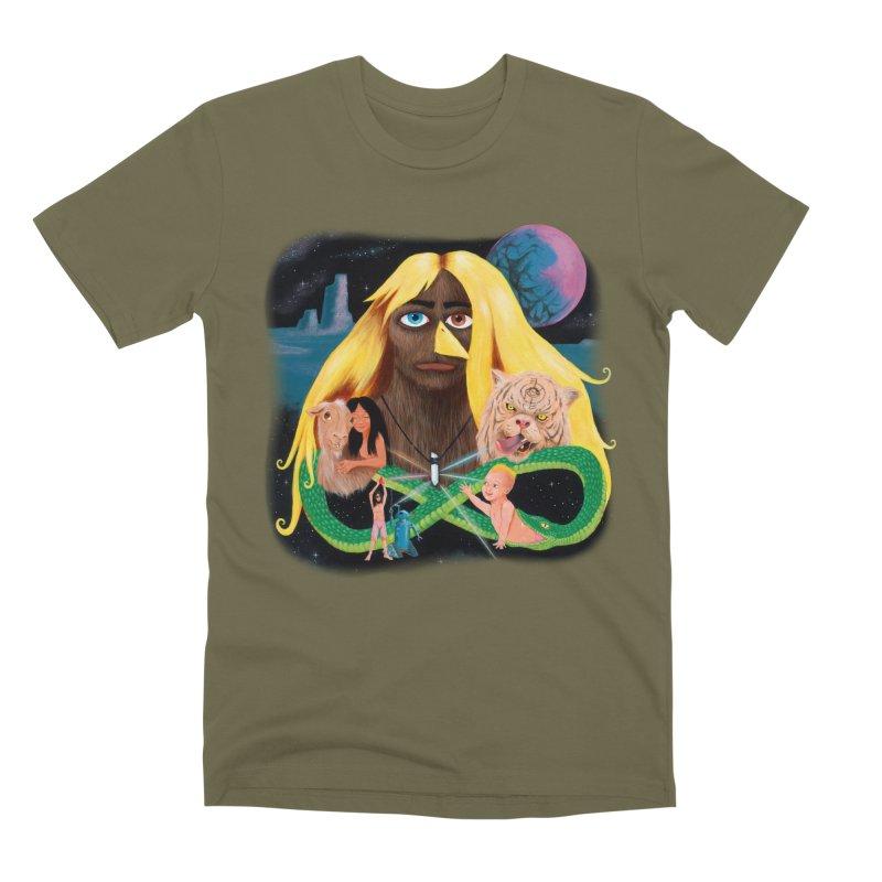 Xavier Renegade Angel deluxe Men's Premium T-Shirt by Jim Tozzi