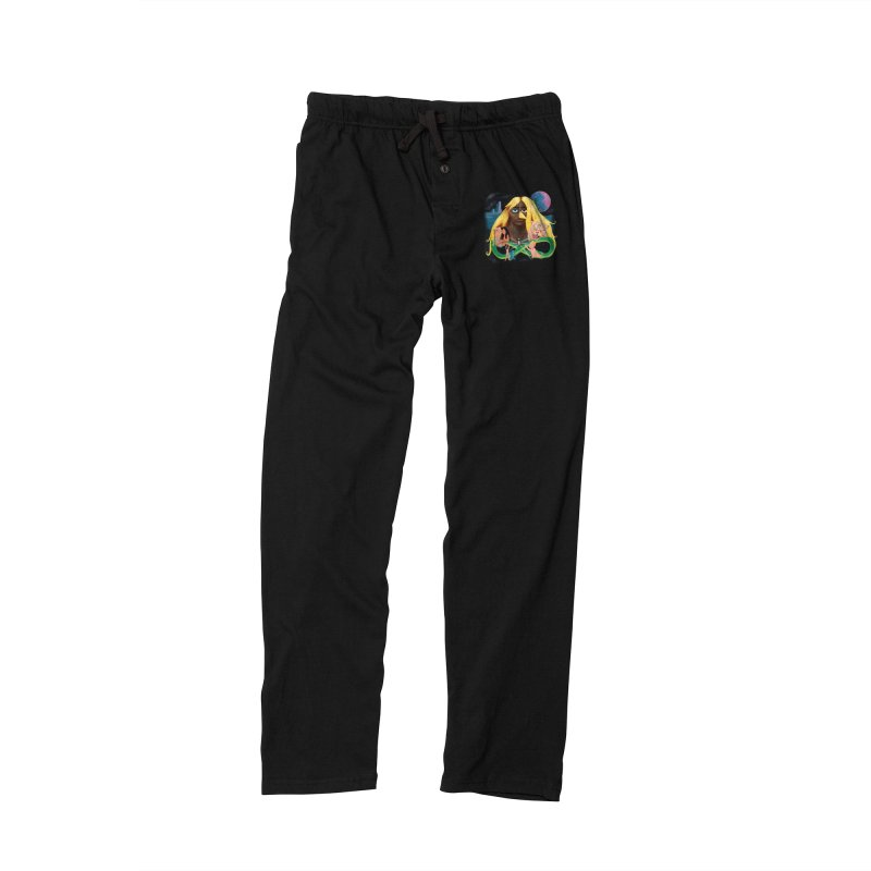 Xavier Renegade Angel deluxe Men's Lounge Pants by Jim Tozzi