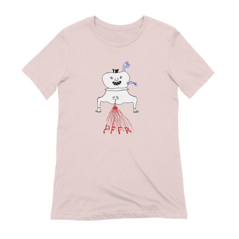 PFFR Women's Extra Soft T-Shirt by Jim Tozzi