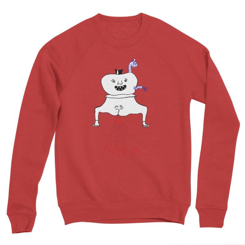 PFFR Women's Sponge Fleece Sweatshirt by Jim Tozzi
