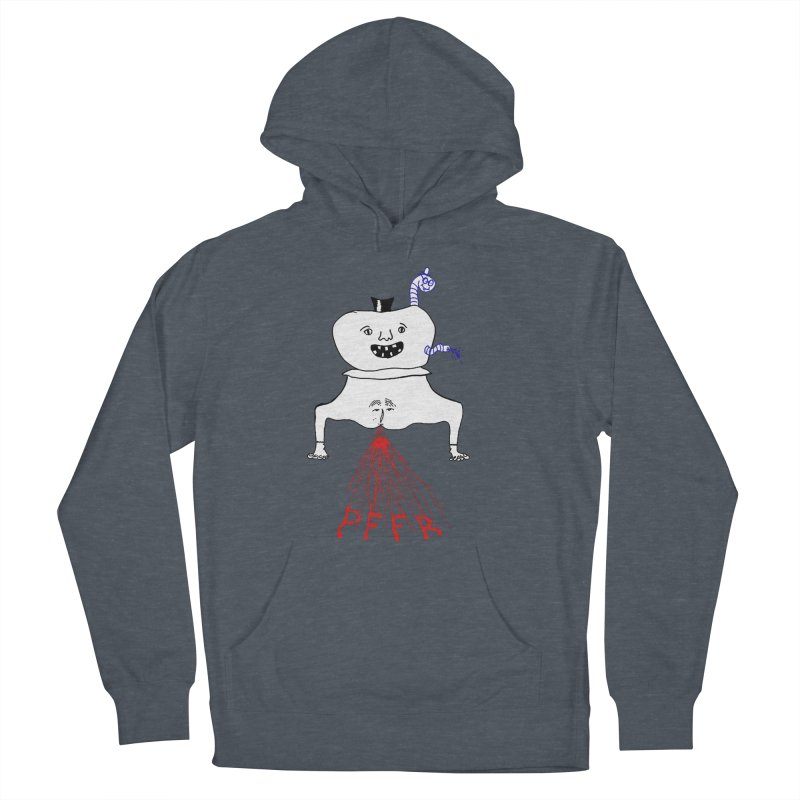 PFFR Women's French Terry Pullover Hoody by Jim Tozzi