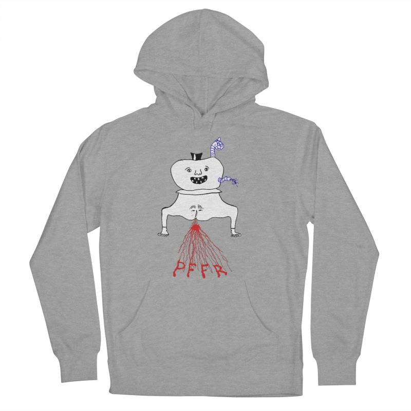 PFFR Men's French Terry Pullover Hoody by Jim Tozzi