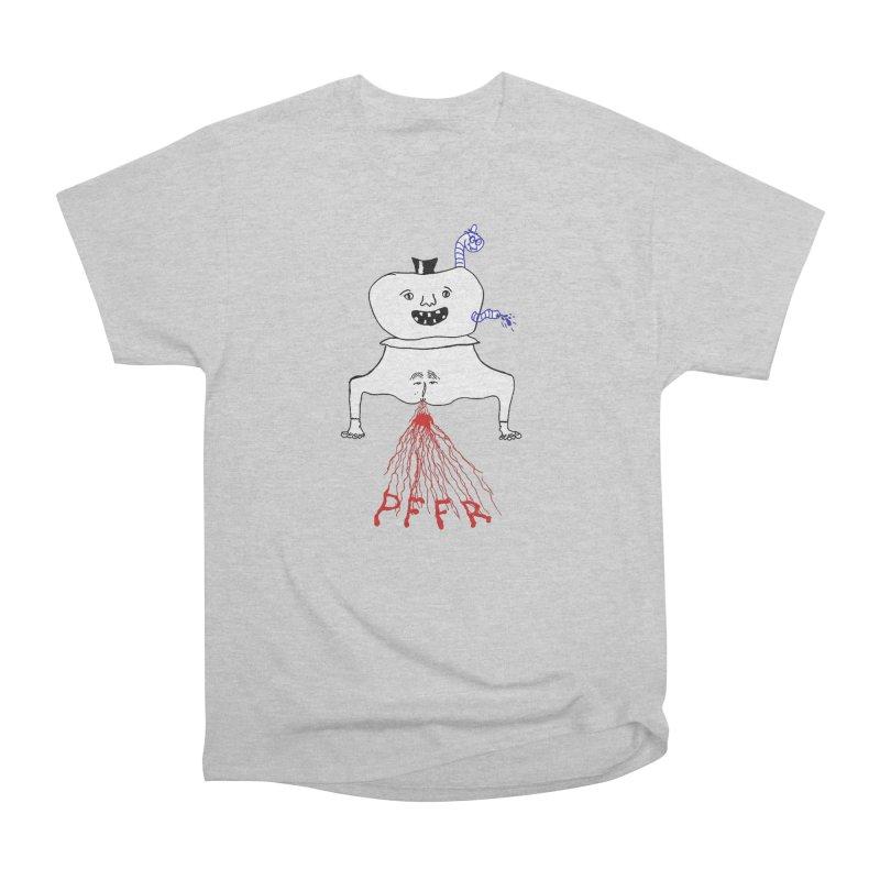 PFFR Women's Heavyweight Unisex T-Shirt by Jim Tozzi