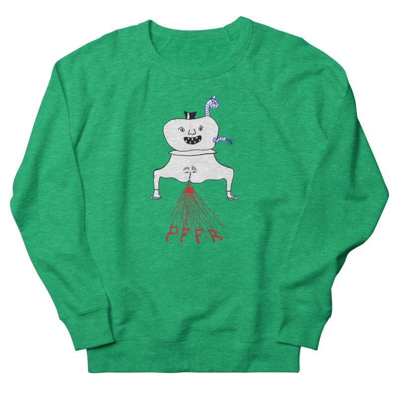 PFFR Women's French Terry Sweatshirt by Jim Tozzi